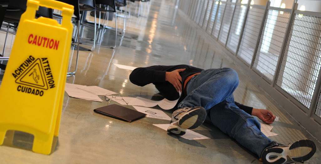 What To Do When You Are Injured By A Slip And Fall Accident